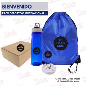 PACK DE BIENVENIDA -WELCOME PACK