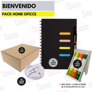 pack de bienvenida - welcome pack