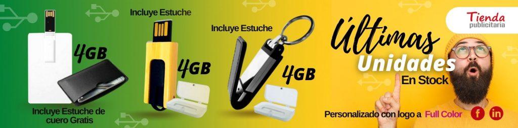 USB PUBLICITARIO